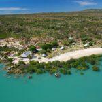 aerial kimberley coastalcamp