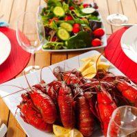 kangaroo beach lodges seafood